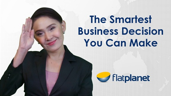 What is the smartest business decision you can make?