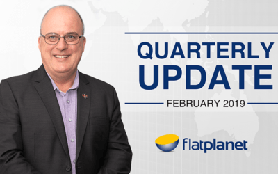 1st Quarter Updates from our Co-Founder & CEO