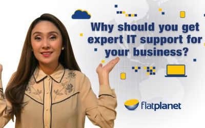Why Should You Get Expert IT Support for Your Business