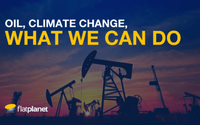 Oil, Climate Change, What We Can Do